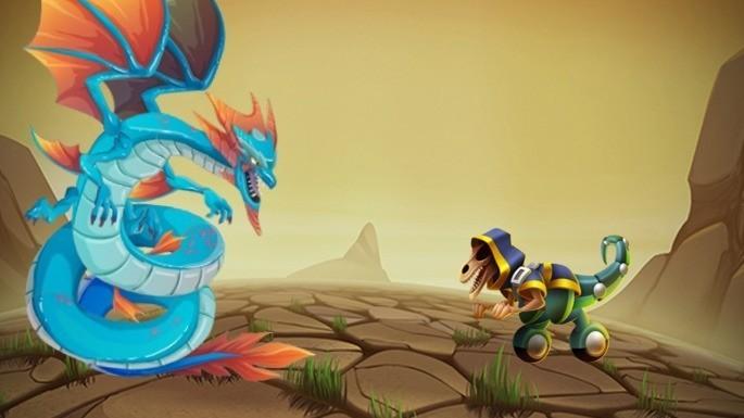 Dragones Muy raros de Dragon City
