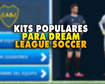 Dream League Soccer: ¡todos los kits de equipos populares del año 2019!