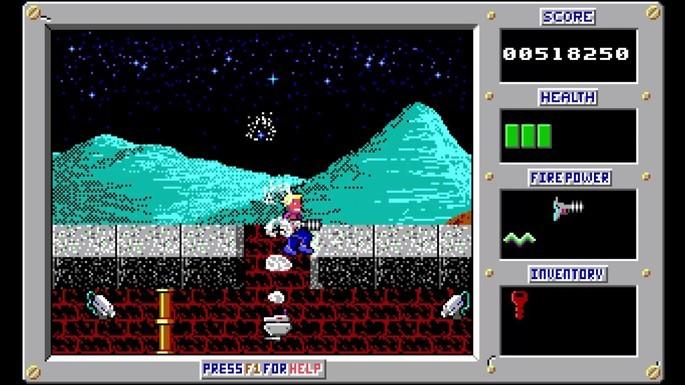 Duke Nukem - Juegos antiguos PC