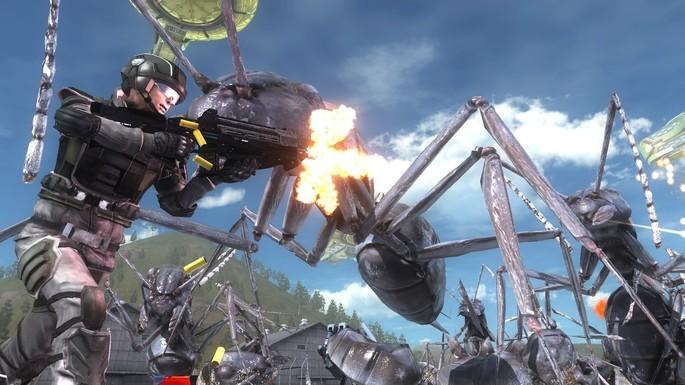 Earth Defense Force 5 - Juegos multijugador local PC