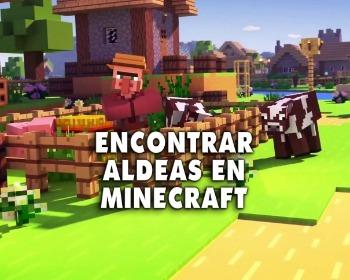 Cómo encontrar aldeas en Minecraft: 4 maneras con y sin trucos