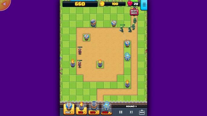 Endless Siege - Juegos FRIV navegador