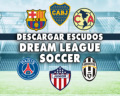 ¡Descarga estos 50 escudos para Dream League Soccer 2020!