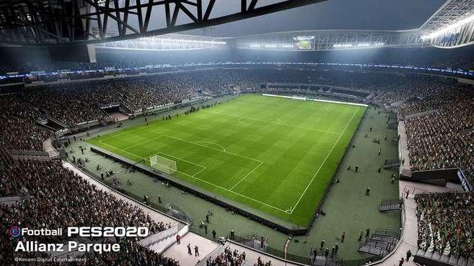 PES 2020: Allianz Parque - Palmeiras