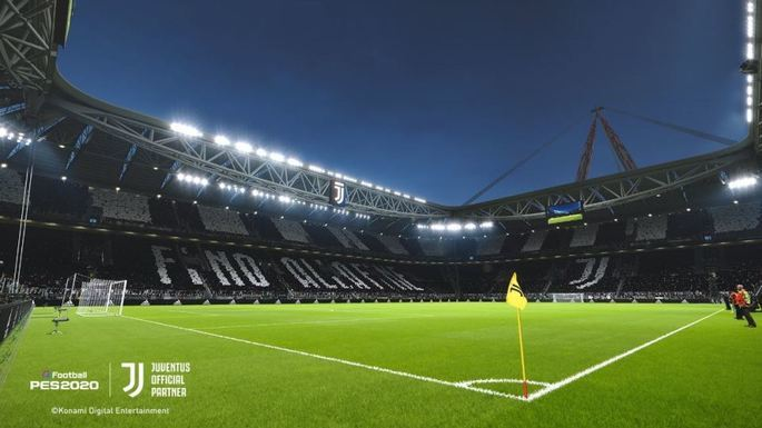 PES 2020: Allianz Stadium - Juventus