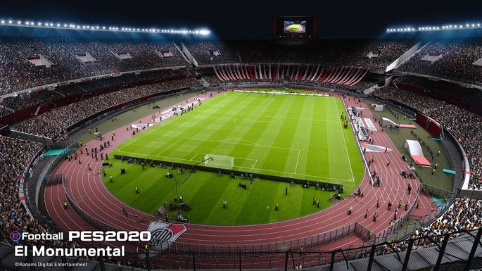 PES 2020: El Monumental - River Plate