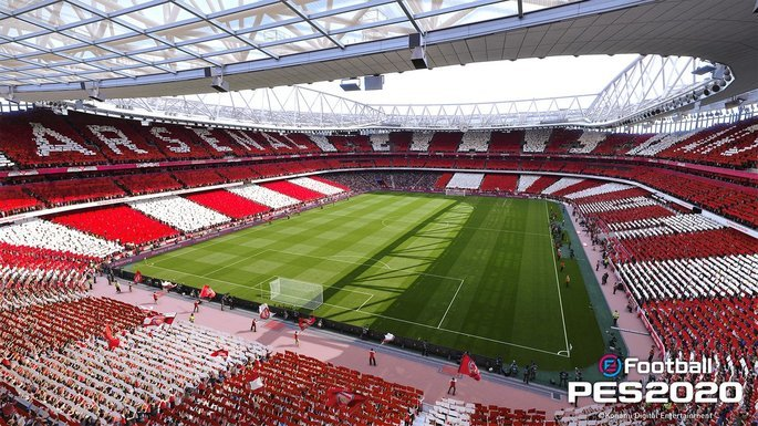 PES 2020: Emirates Stadium - Arsenal
