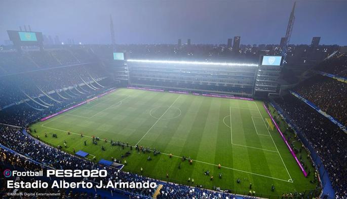 PES 2020: La Bombonera - Boca Juniors