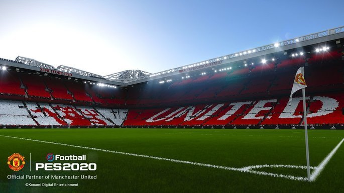 PES 2020: Old Trafford - Manchester United