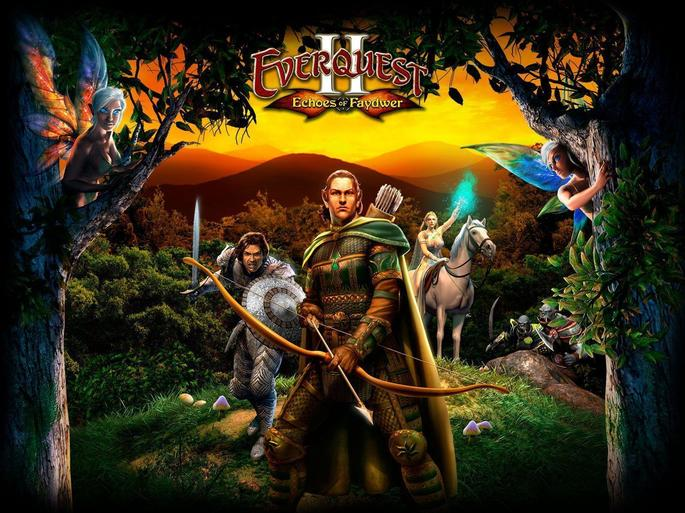 EverQuest II - Juegos MMORPG gratis para PC