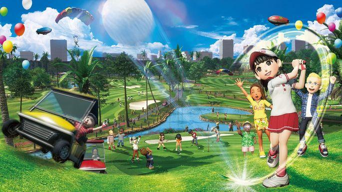 Everybody's Golf - Juegos exclusivos de la PS4