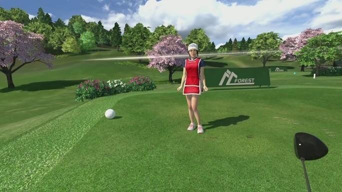 Everybody's Golf - Juegos VR