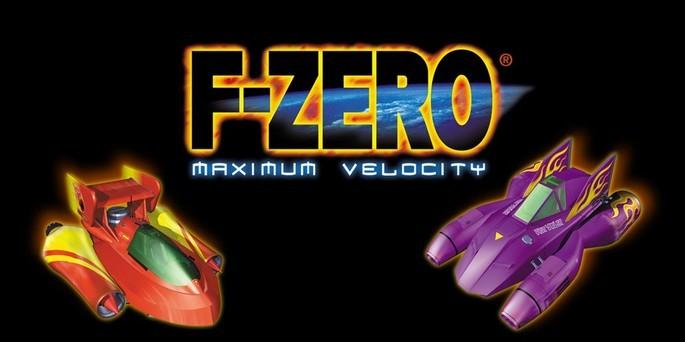 F-Zero Maximum Velocity - Mejores juegos GBA