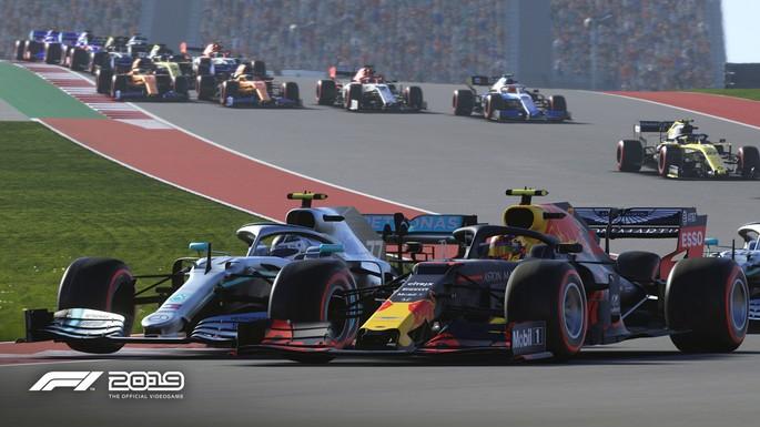 F1 2019 - Juegos de simulación para PC