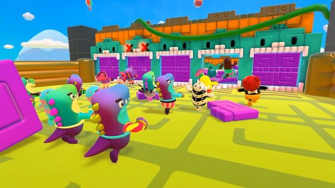 Fall Guys - Juegos multijugador PS4