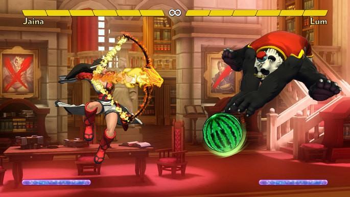 Fantasy Strike - Mejores juegos gratis para PC