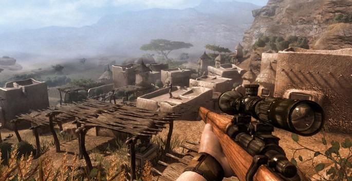 Juegos de tiros para PC con pocos requisitos: Far Cry 2