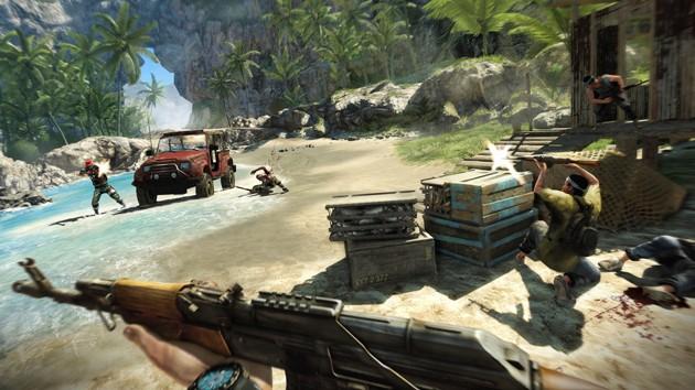 Juegos de tiros para PC con pocos requisitos: Far Cry 3