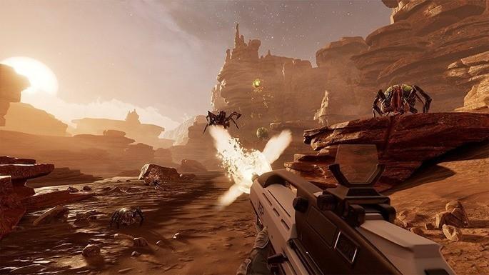 Farpoint - Juegos VR