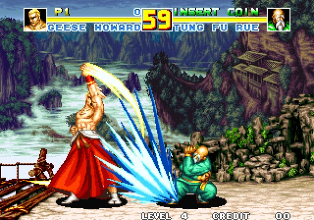 Fatal Fury Special Neo Geo
