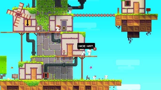 Fez - Mejores juegos indie