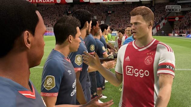 Ajax - Modo Carrera FIFA 19