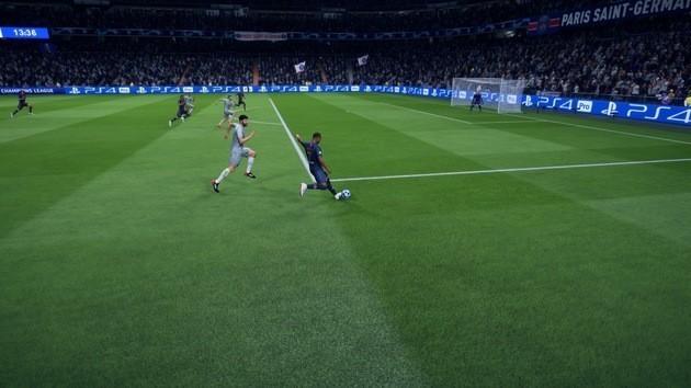 Centros y cruces de FIFA 19