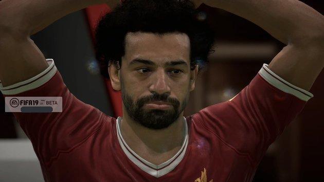 Salah Liverpool - Modo Carrera FIFA 19