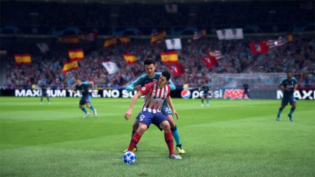 Mantener línea defensiva en FIFA 19