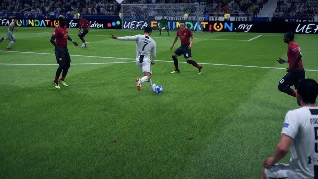 Cómo hacer un buen marcaje en FIFA 19