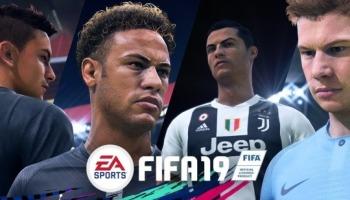 FIFA 19: conoce el rating de los mejores jugadores por posición