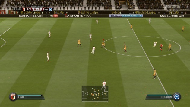 Consejos para hacer pases en FIFA 19
