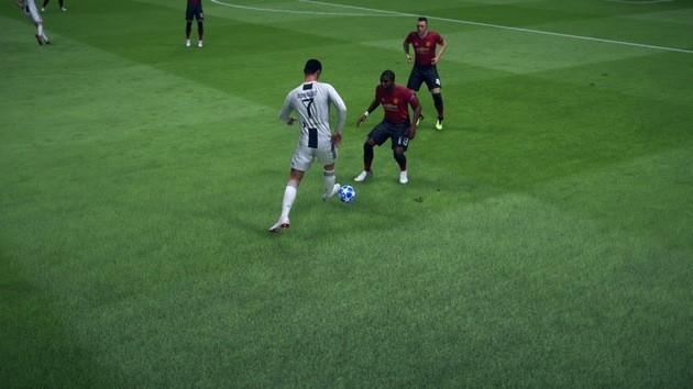Consejos sobre regates de FIFA 19