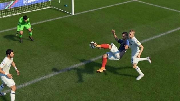 Hacer buenos remates en FIFA 19
