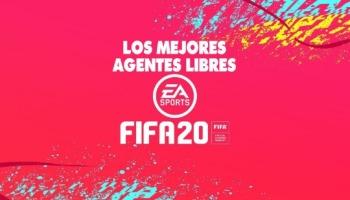FIFA 20: los 50 mejores agentes libres para el Modo Carrera