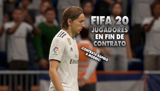 FIFA 20: ¡conoce los mejores jugadores en fin de contrato!