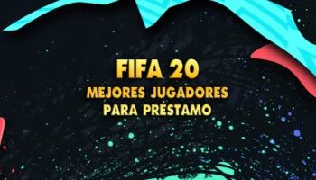 FIFA 20: los mejores 8 jugadores para préstamo en el Modo Carrera