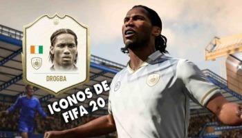 FIFA 20 Ultimate Team: ¡todos los iconos y sus puntuaciones!