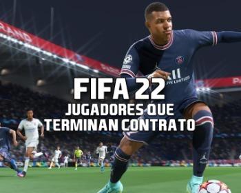 FIFA 22: los mejores jugadores que terminan contrato