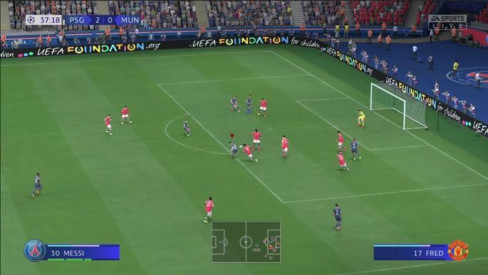 FIFA 22 de PS4