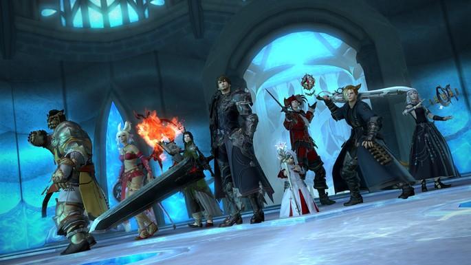 Final Fantasy XIV - Mejores juegos para PC