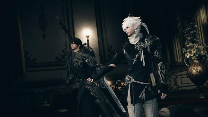 Final Fantasy XIV - Juegos multijugador PS4