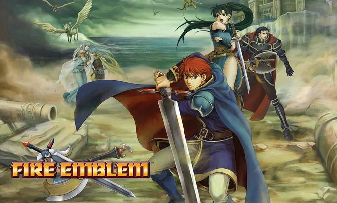 Fire Emblem - Mejores juegos GBA