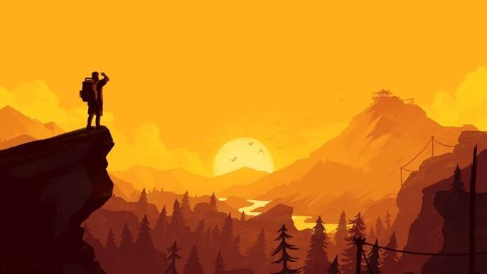 Firewatch - Mejores juegos indie