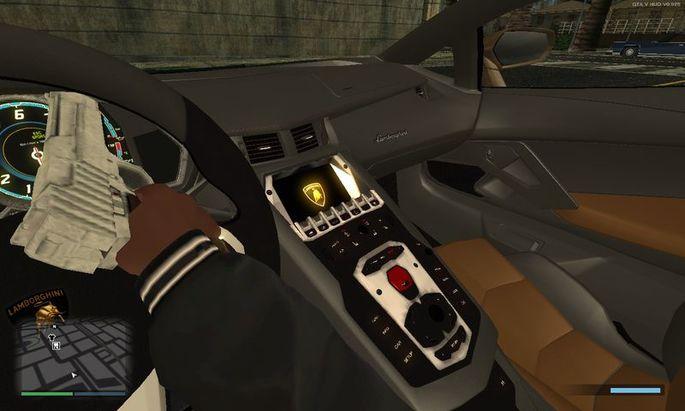 First Person GTA San Andreas