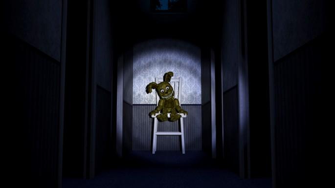 Five Nights at Freddy's 4 - Mejores juegos de terror PC