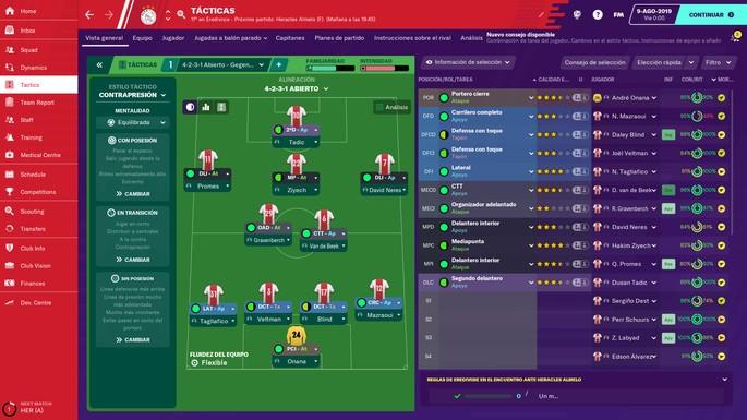 Football Manager 2020 - Juegos de simulación para PC