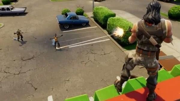 Fortnite: Combates