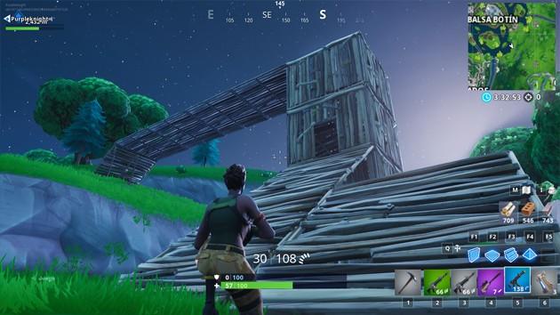 Fortnite: Fortificaciones finales