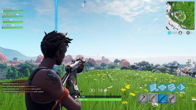 Fortnite - Juegos de multijugador